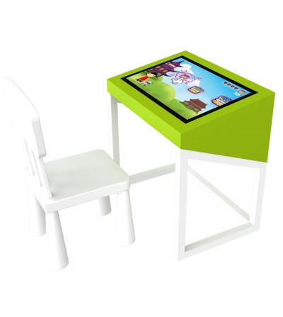 TABLE TACTILE ENFANTS LUDIK  22""