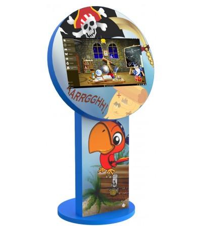 borne-tactile-enfant-dixy-jeux-pirates